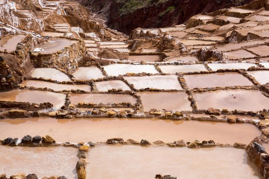 Salinas de Maras: Salt Flats