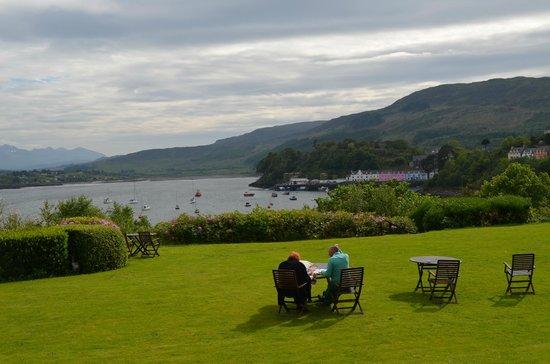 Cuillin Hills Hotel : View