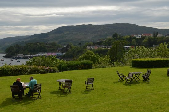 Cuillin Hills Hotel: View