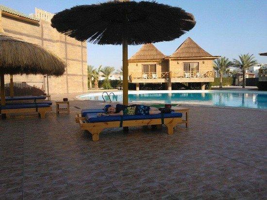 Aqua Blu Sharm: one of the small pools