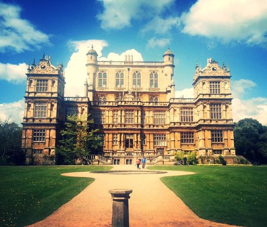 Wollaton Hall and Park : ...
