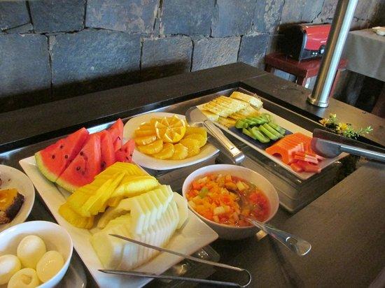 Iguazu Jungle Lodge: desayuno