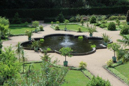 Potsdam's Gardens: фонтаны