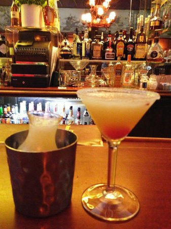 Musso & Frank Grill : Sidecar cocktail