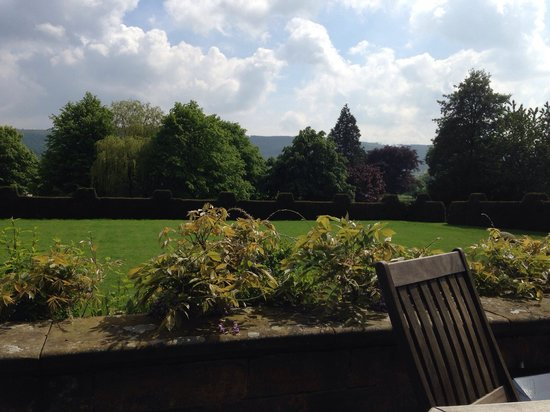 Gisborough Hall Hotel: Relaxing afternoon