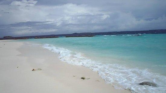 Reethi Beach Resort: Beach