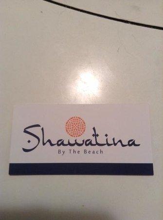 Shawatina : business card