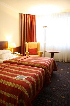Vienna House Diplomat Prague: То самое уютное кресло