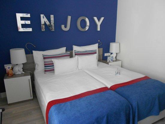 Estilo Fashion Hotel: HABITACIÓN HOTEL ESTILO FASHION
