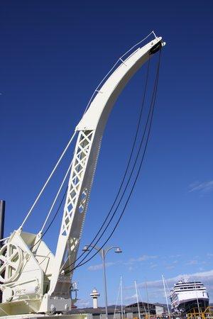 Greater Hobart, Australia: Crane Monument