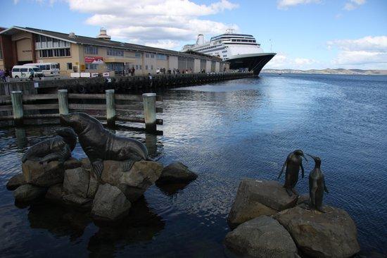 Greater Hobart, Australia: Franklin Wharf
