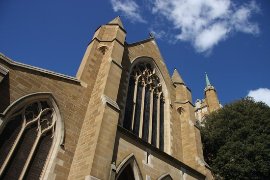 Greater Hobart, Australia: St Davids