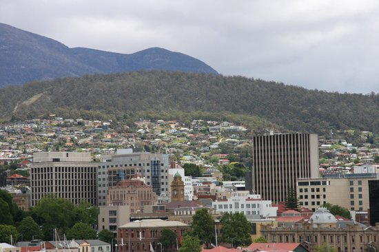 Greater Hobart, Australia: Central Business District