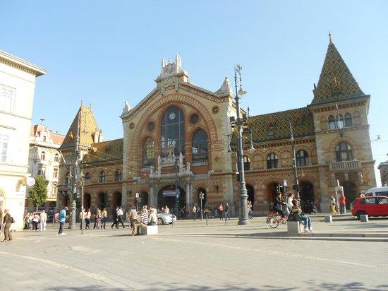 Estilo Fashion Hotel : MERCADO CENTRAL DE BUDAPEST