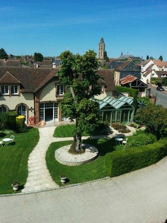 Le Clos - Relais et Châteaux : Vue de la suite n°9