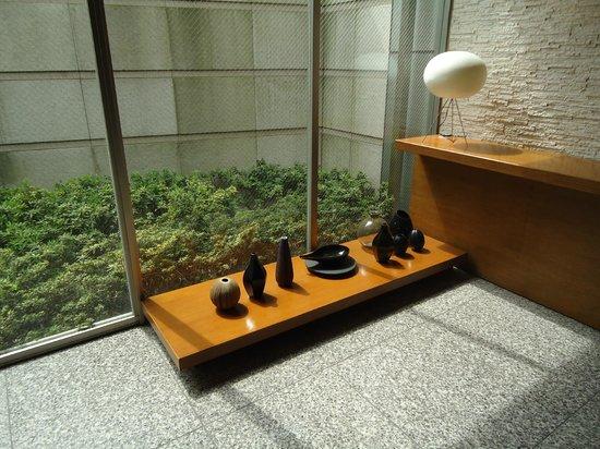 Hotel Sunroute Plaza Shinjuku: Loggia