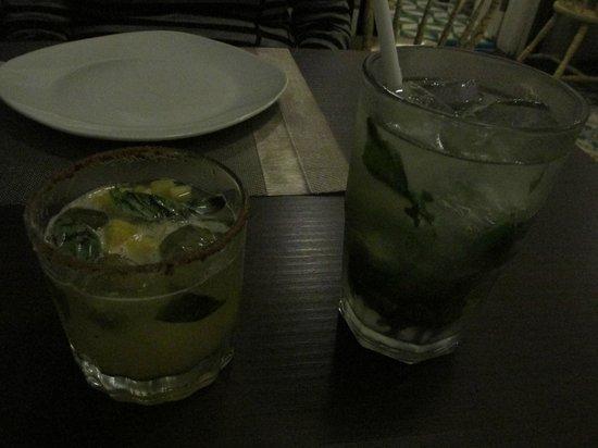 Chango Restaurante: exotic drinks @ CHANGO