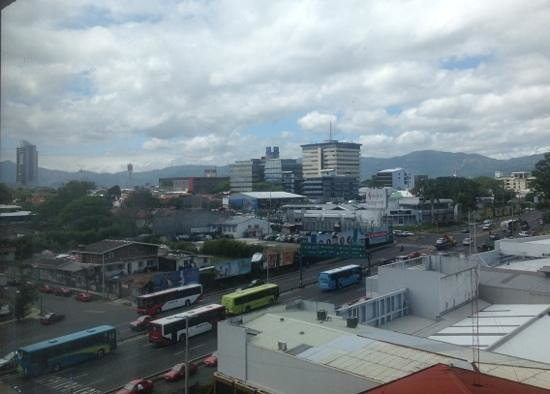 Crowne Plaza Hotel Corobici: from 6th floor of Crowne Plaza
