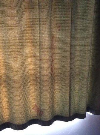 Britannia Hotel Birmingham: wine stain