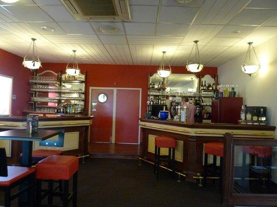 Best Western Ker Lann Aeroport : le bar