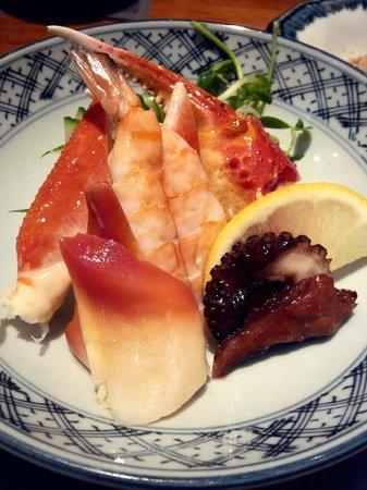 Take Sushi Restaurant : Sunomono