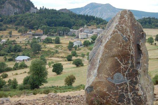 Chalencon, France : Borée village du haut vivarais