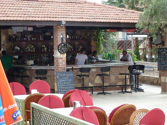 Grand Taner Hotel : Bar