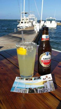 Morgan's Harbour : Liquid refreshment