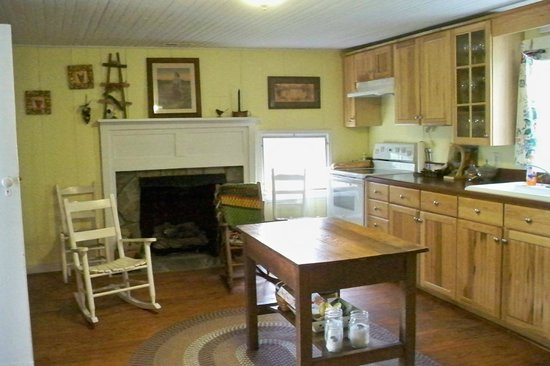 The Rockford Inn Bed and Breakfast : Kitchen