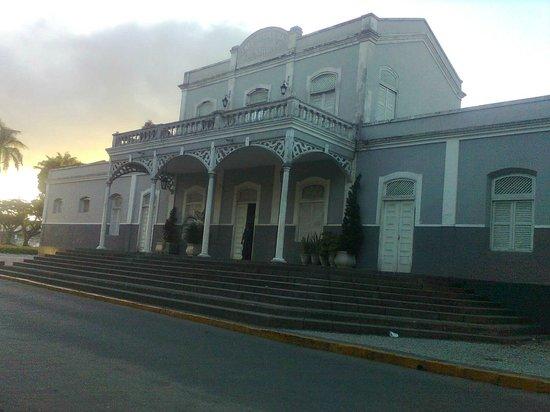 Centro Cultural de Garanhuns - Alfredo Leite Theater