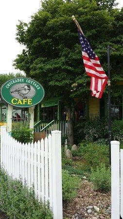 Chickadee Cottage Cafe: Quaint cafe.