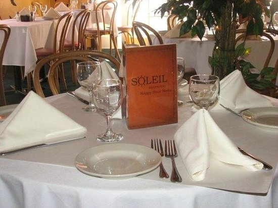 Photo of Restaurant Soleil Westwood at 1386 Westwood Blvd, Los Angeles, CA 90024, United States