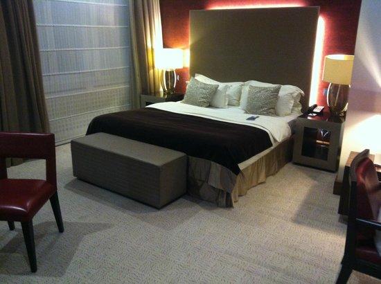Radisson Blu Style Hotel, Vienna: Nice comfortable bed