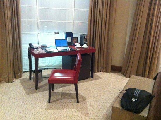 Radisson Blu Style Hotel, Vienna: Desk