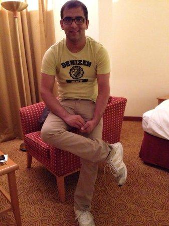 Swiss-Belhotel Sharjah : nice room 1404