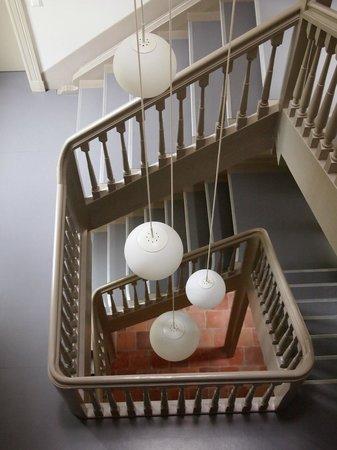 Hotel Am Grossen Waisenhaus : Stairwell