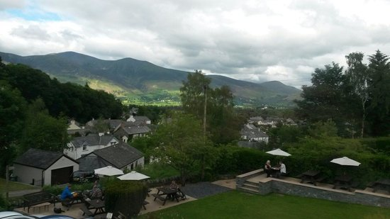 The Coledale Inn: Room with a view