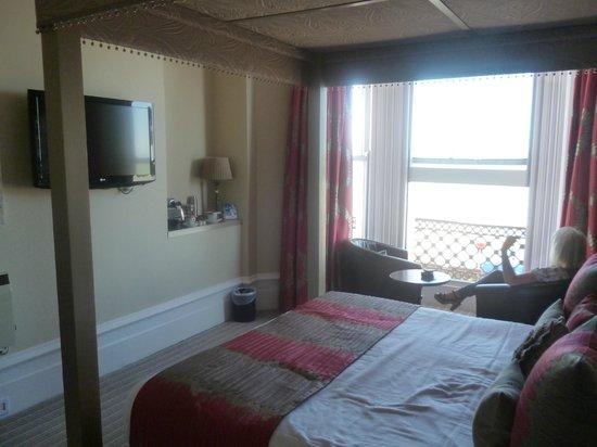 Best Western York House Hotel: bedroom
