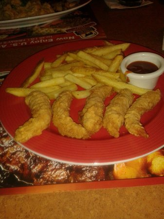 TGI Friday's: im not 5 years old.