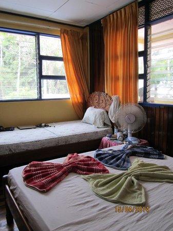Hotel Manuel Antonio: room