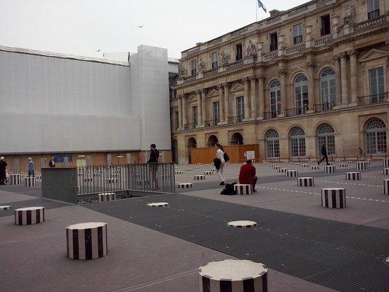 Palais Royal: Palácio Real