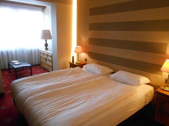 Hostellerie des Chateaux & Spa: Chambre
