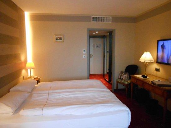 Hostellerie des Châteaux & Spa : Chambre