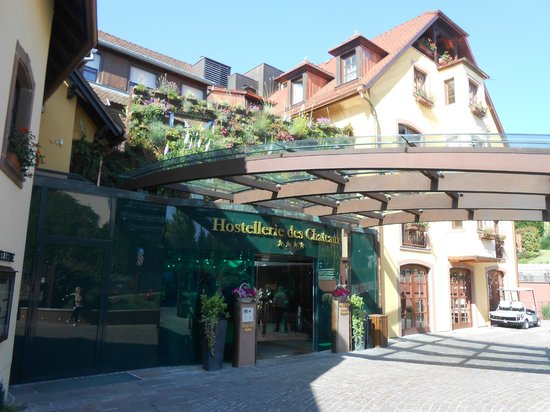 Hostellerie des Châteaux & Spa : Hotel