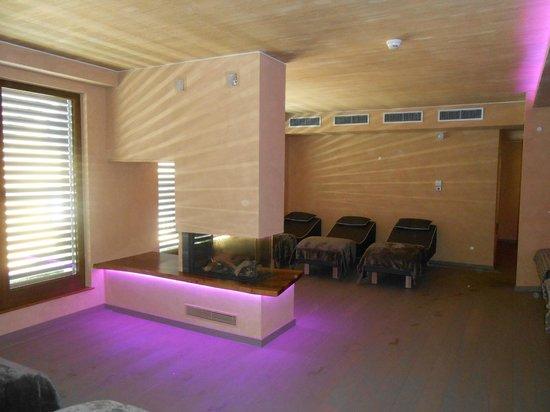 Hostellerie des Chateaux & Spa: Nouvelle salle de repos
