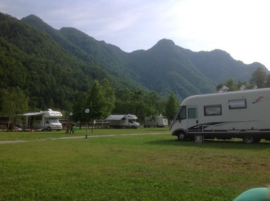 Cravagliana, Italy: area di sosta piano delle fate (vc)