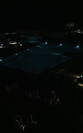 Les Pyramides : Ma camera ne filme pas le nuit