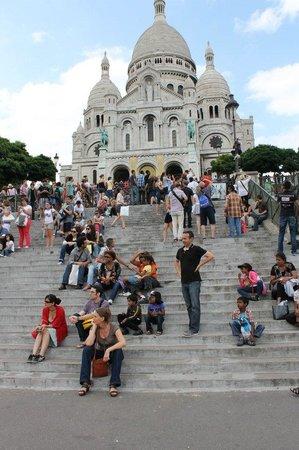 Basilique du Sacré-Cœur de Montmartre : Montmartre
