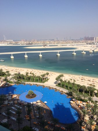 Atlantis, The Palm: View from my room !!