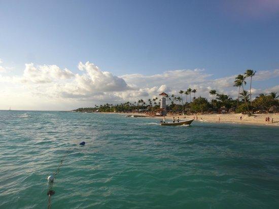 Iberostar Hacienda Dominicus : The beach
